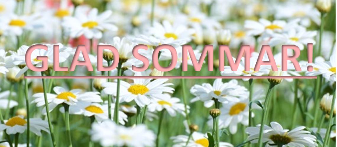 Glad Sommar hemsida